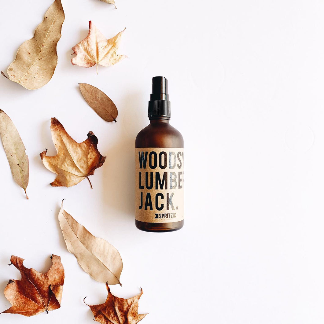 Woody Lumberjack Essential Oil Mist