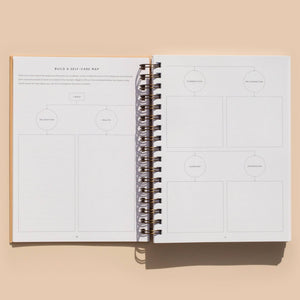 Inside planner: building a self care map