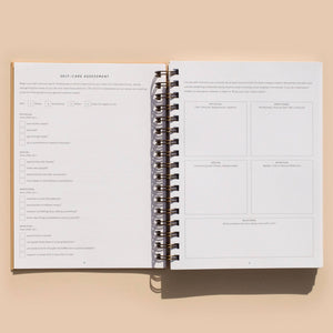 Inside planner: self care assessment