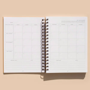 Inside planner: Month at a glance