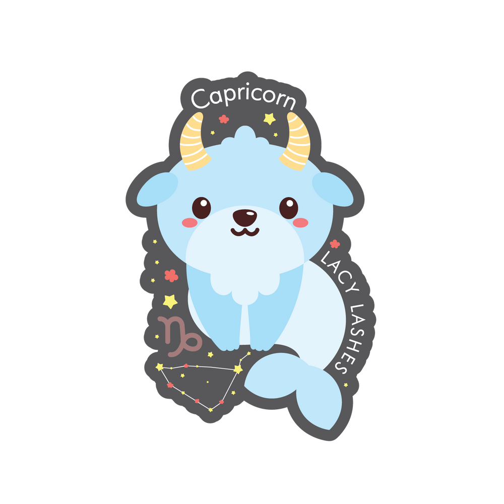 CAPRICORN STICKER