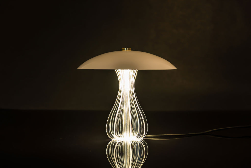 Epica Bianco table lamp