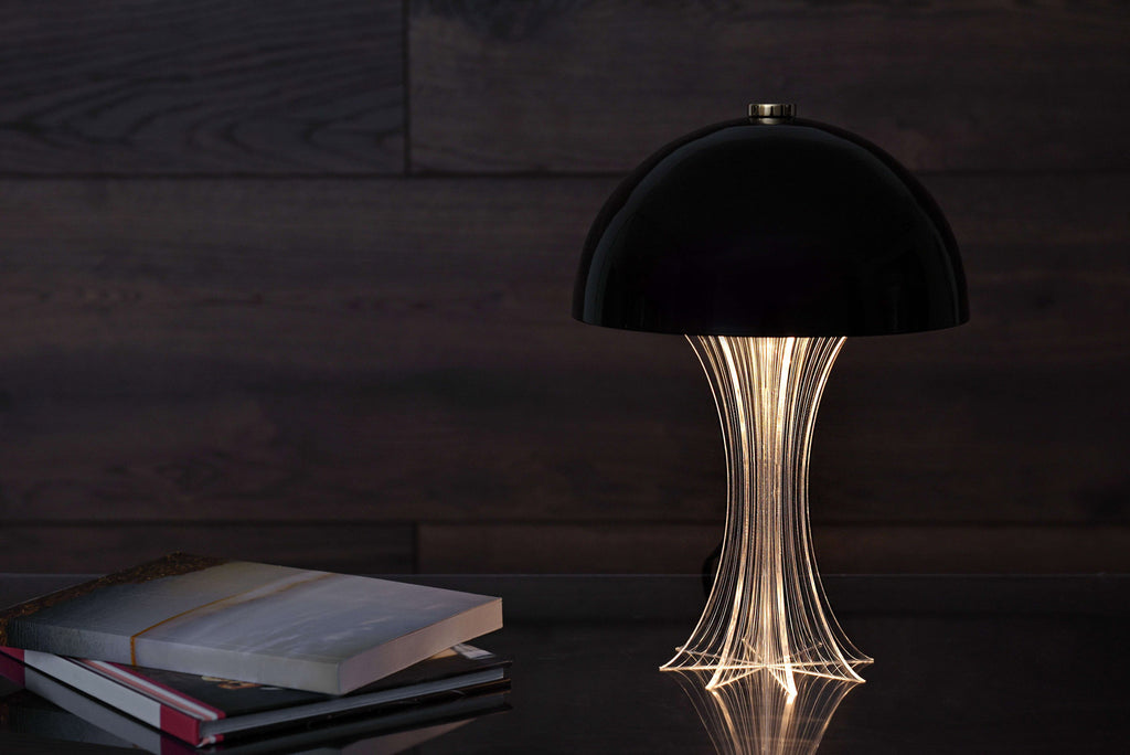 Mistic Nero table lamp