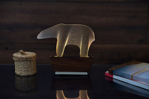 Save a Bear table lamp