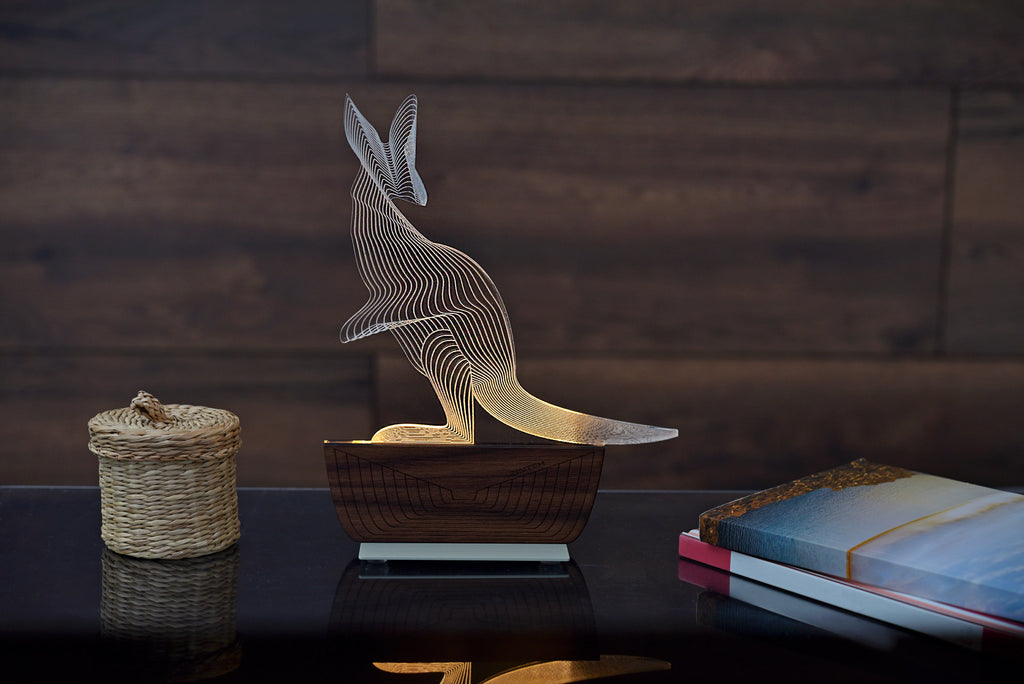 Save a Kangaroo table lamp