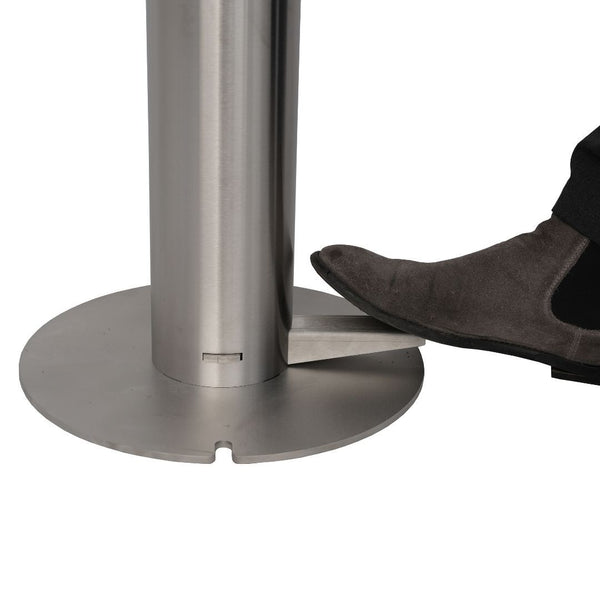 ILONA foot pedal sanitiser station