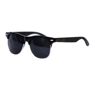 shuttergang shutter shades ebony black polarized sunglasses