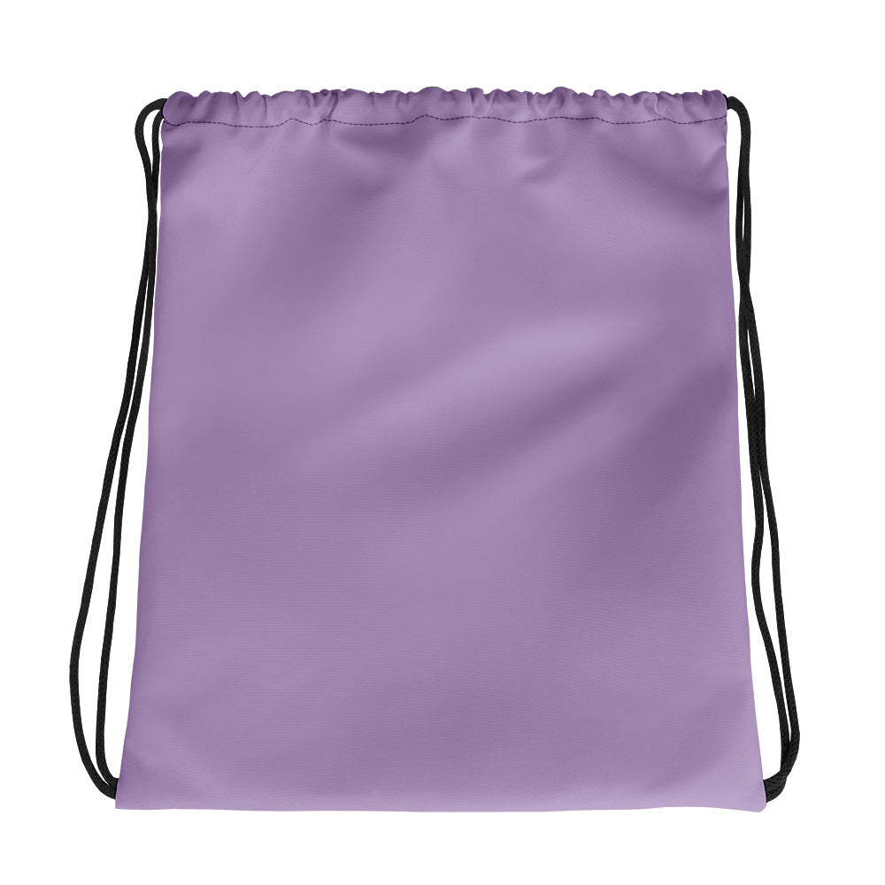 RUFFINO Purple Drawstring Bag