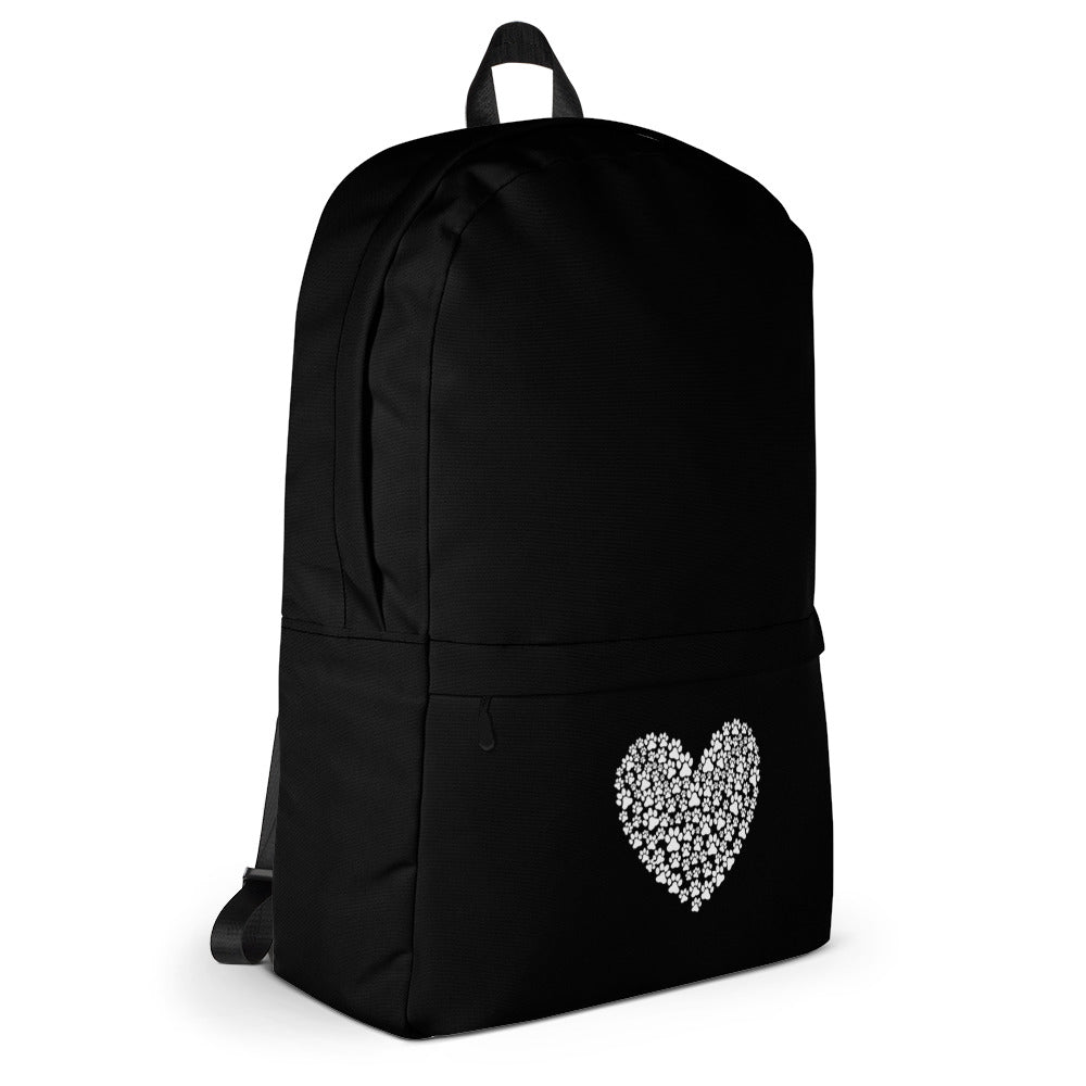 TAISON Black Backpack