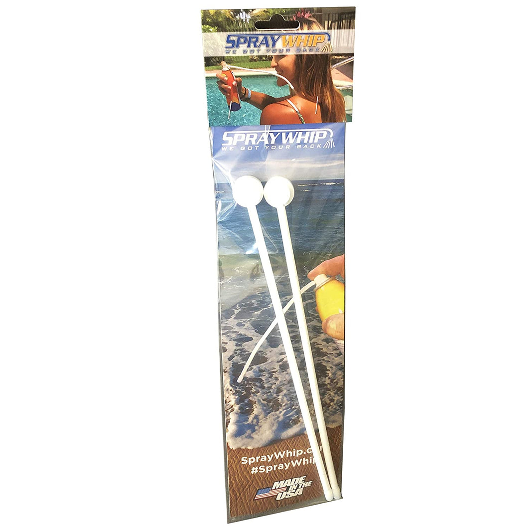 SPRAYWHIP - Spray Applicators (2 Pack)
