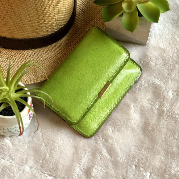 Small wallet for Woman- Small credit card wallet