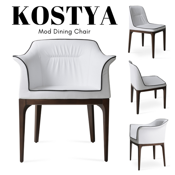 KOSTYA Mod Dining and Side Chairs