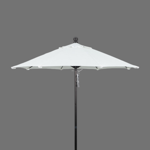COSTA DEL SOL Commercial Aluminum and Fiberglass 7' Octagonal Umbrella
