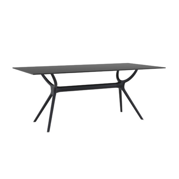 DAUNTE Indoor Outdoor Rectangular Dining Tables
