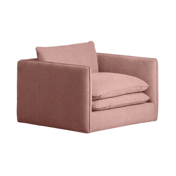 ELLINGTON Ultra Plush Lounge Chair