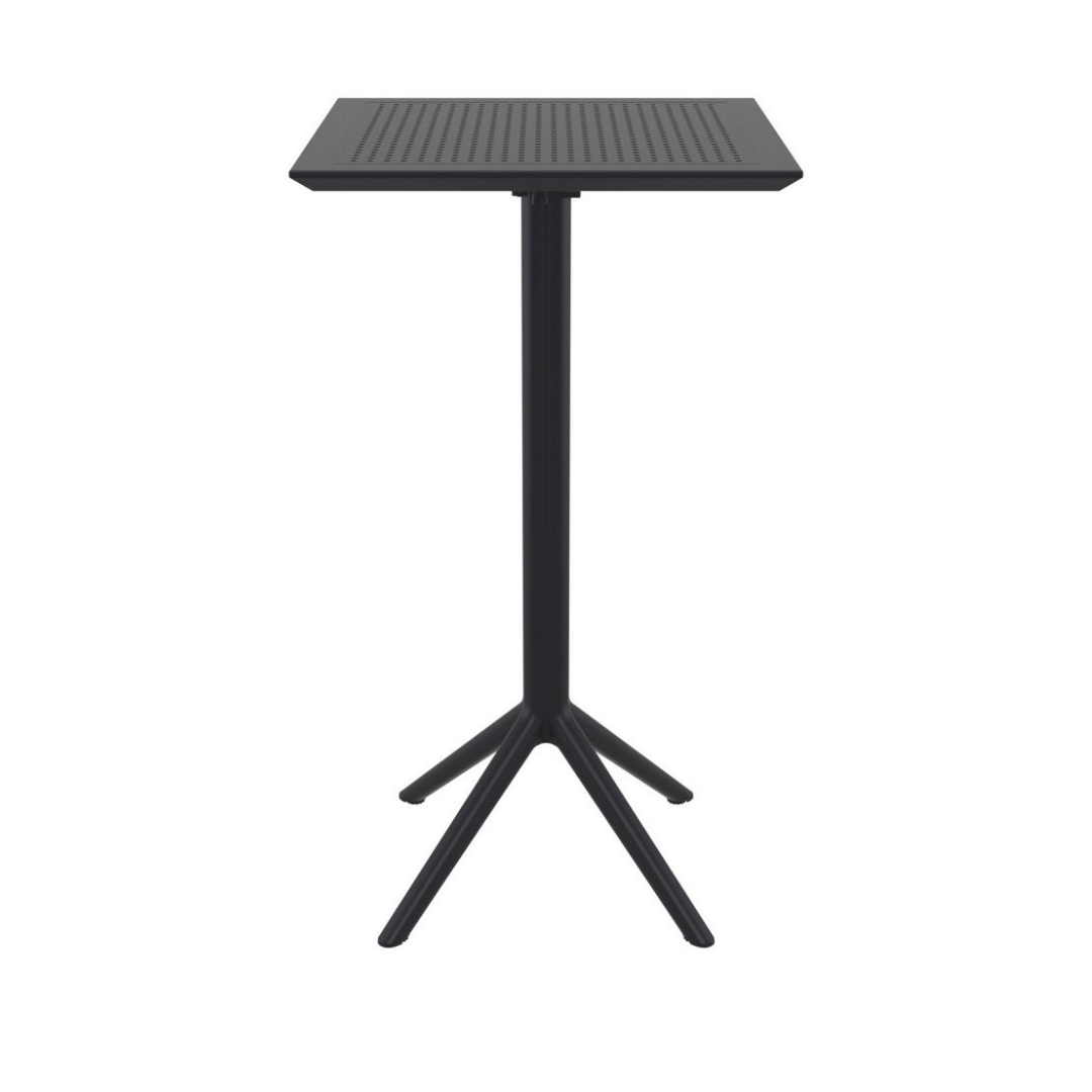 FIORE All Weather 2 Top Folding Nesting Bar Table