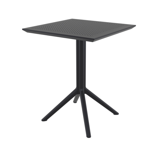 FIORE All Weather 2 Top Folding Nesting Dining Table