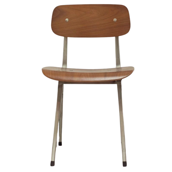 HUGHES Mid-Century Plywood Dining Side Chair