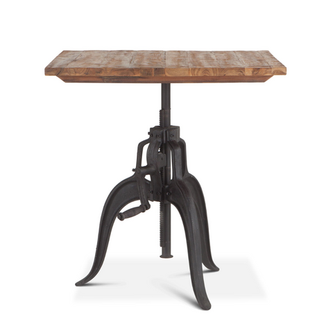 JUDSON Adjustable Height Industrial Table