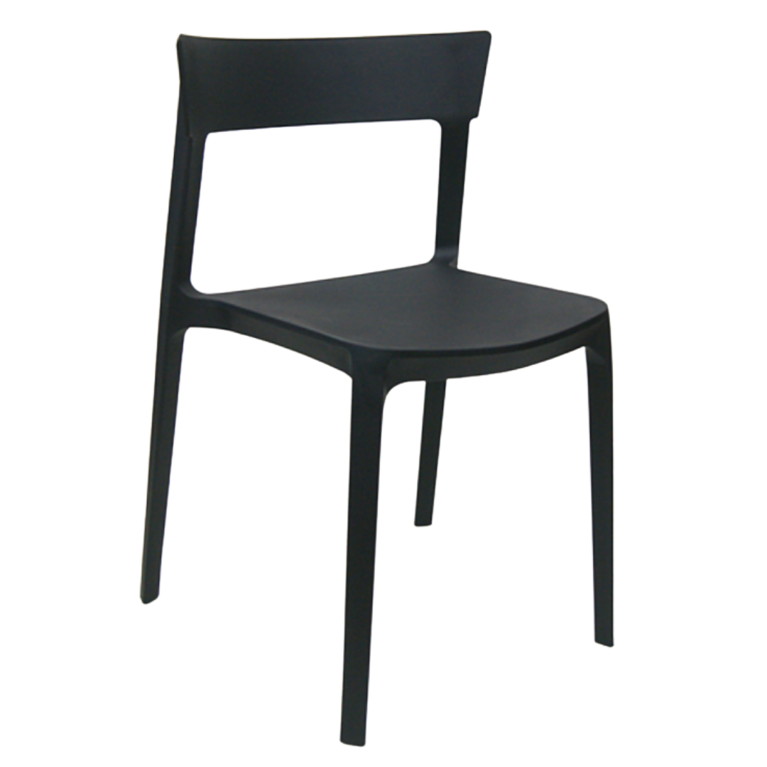 KIAAN Stackable Indoor Outdoor All Weather Side Chairs