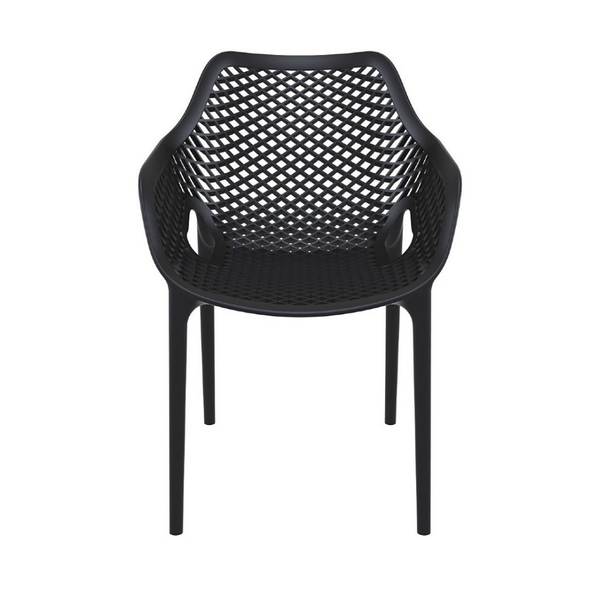 STRATOS Stacking All Weather Indoor Outdoor Dining Chair
