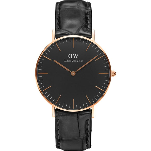Daniel Wellington Classic Black Reading 36mm watch DW00100141