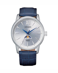 Citizen AK5000-03A Moonphase Quartz Mens Watch