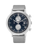 Citizen Silver Mesh Men's Chronograph Watch - AN3610-80L