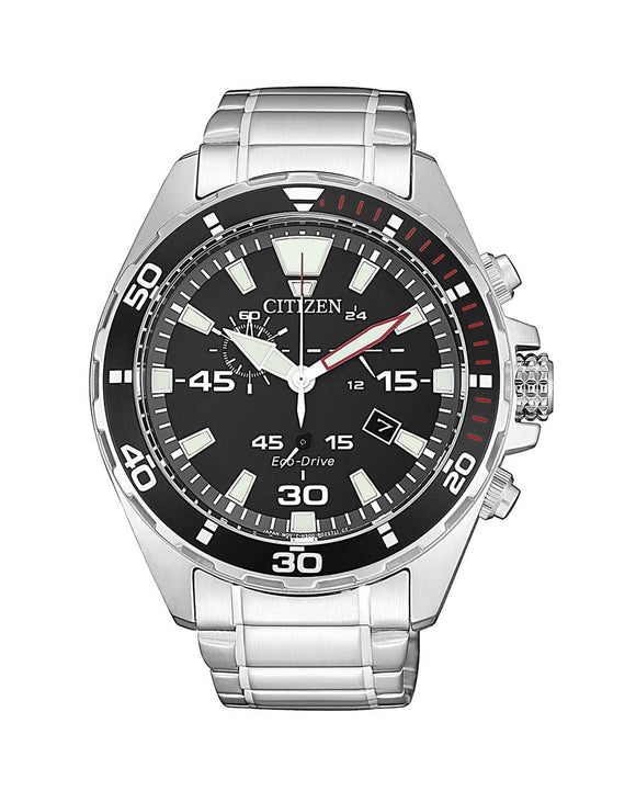 Citizen Eco_Drive Choronograph Men's Watch AT2430-80E