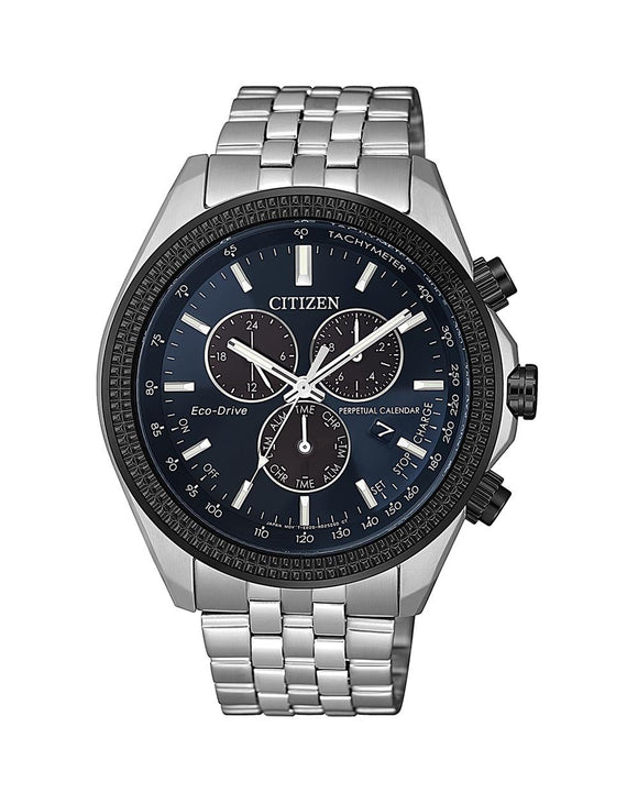 Citizen Eco-Drive Perpetual Calendar Men's Watch BL5568-54L