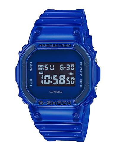 Casio G-Shock Men's DW5600SB-2D Blue Watch