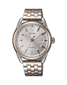 Citizen Two-Tone Steel Ladies Eco-Drive Watch FE6086-74A