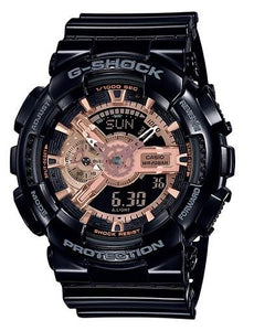 Casio G-Shock Analog Digital Shock Resistant Watch GA110MMC-1A