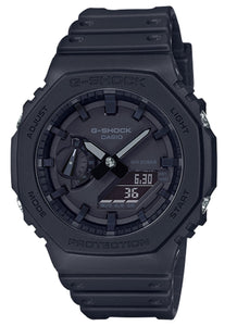 Casio G-Shock GA-2100-1A1 Full Black Watch
