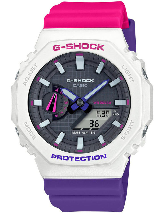 Casio G-Shock Retro 90's Themed Series GA2100THB-7A