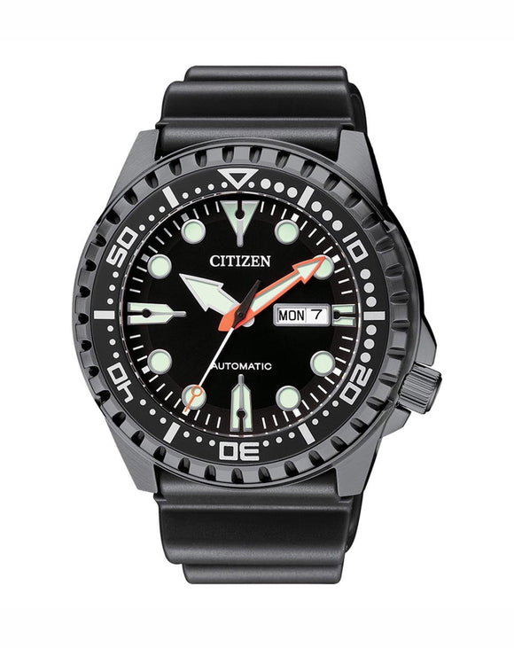 Citizen Men's Automatic 100m Sport Watch NH8385-11E