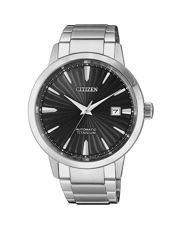 Citizen Mens Titanium NJ2180-89H Watch