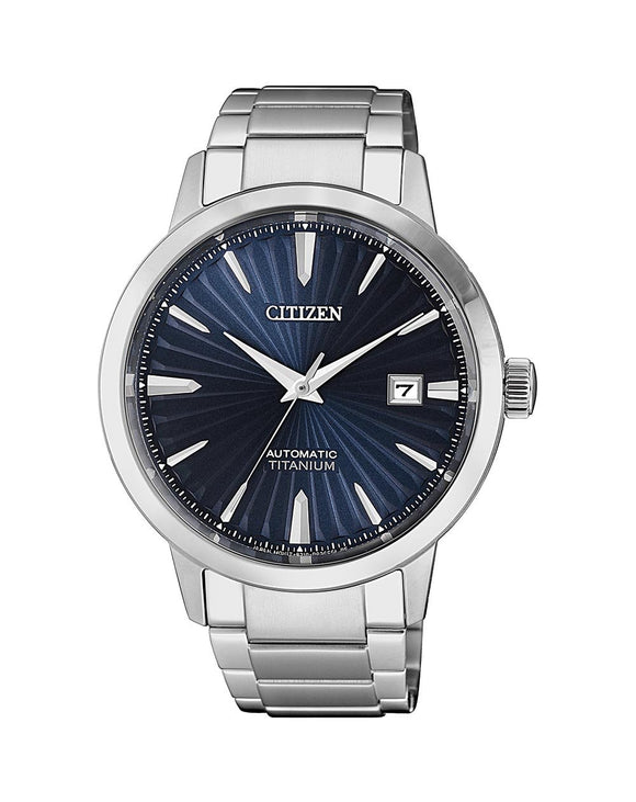 Citizen Mens Titanium NJ2180-89L Watch