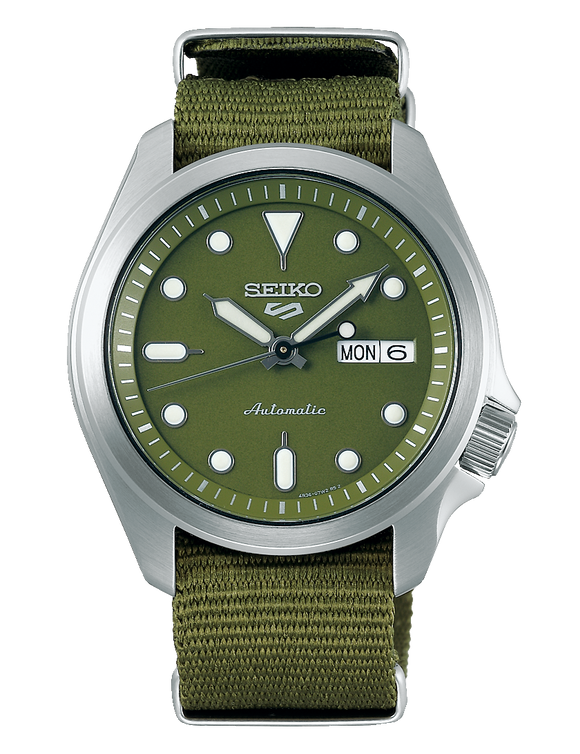Seiko 5 Mens Sports Automatic Watch SRPE65K1