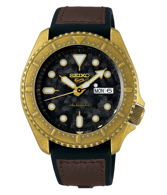 Seiko 5 Men's Sports Automatic Watch SRPE80K1
