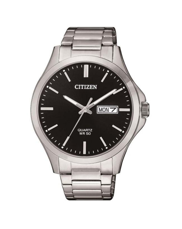 Citizen BF2001-80E Stainless Steel Mens Quartz Watch