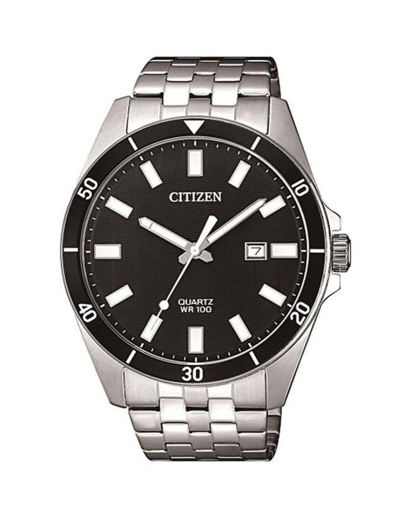 Citizen BI5050-54E Men's Stainless-Steel Quartz Watch