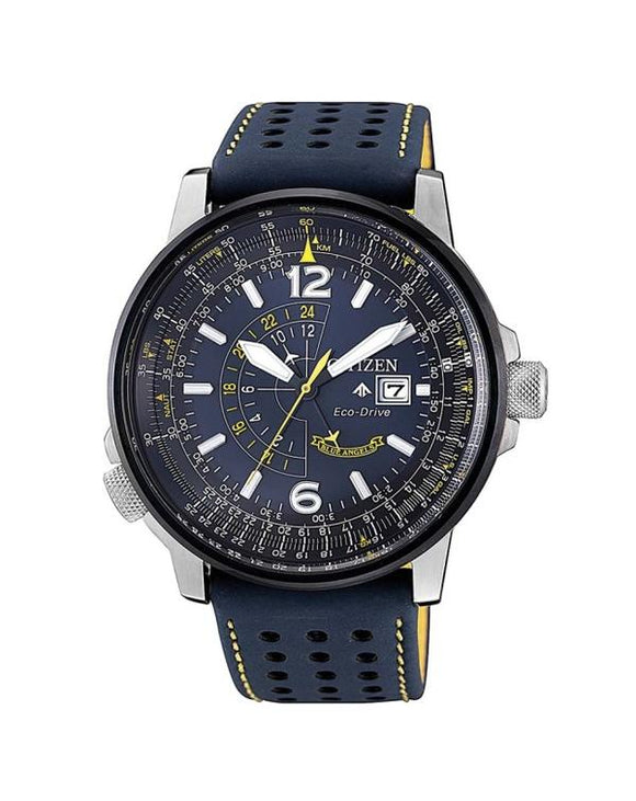 Citizen Promaster Navihawk Blue Angels Watch BJ7007-02L