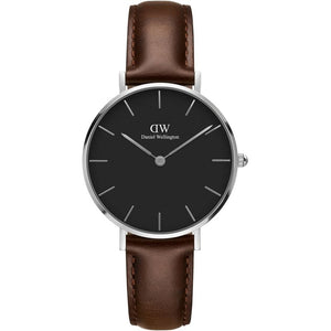 Daniel Wellington 32mm Classic Petite Bristol Watch DW00100177