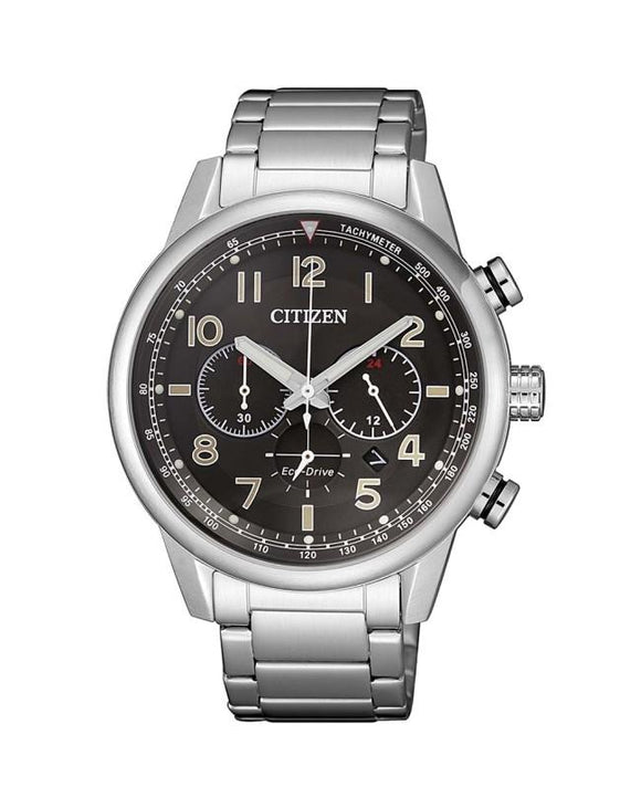 Citizen Eco Drive Chronograph Mens Watch CA4420-81E