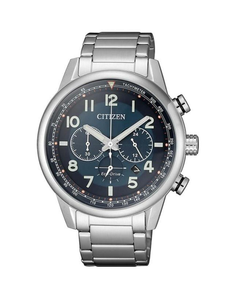 Citizen Men's CA4420-81L Eco-Drive Chronograph Watch