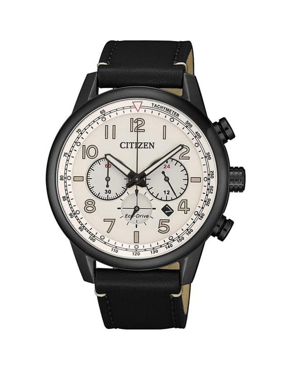 Citizen Eco-Drive 100m Chronograph Gents Watch CA4425-10X