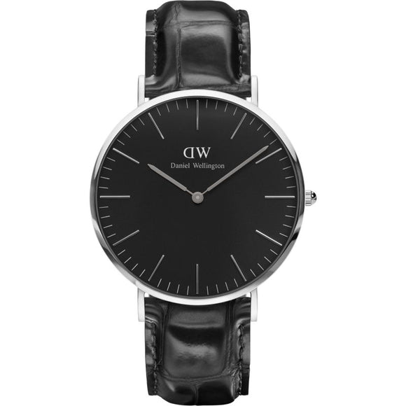 Daniel Wellington Classic Black Reading 40mm Watch DW00100135