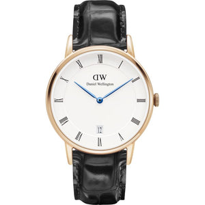 Ladies Daniel Wellington Classic Dapper Reading 34mm Watch DW00100118