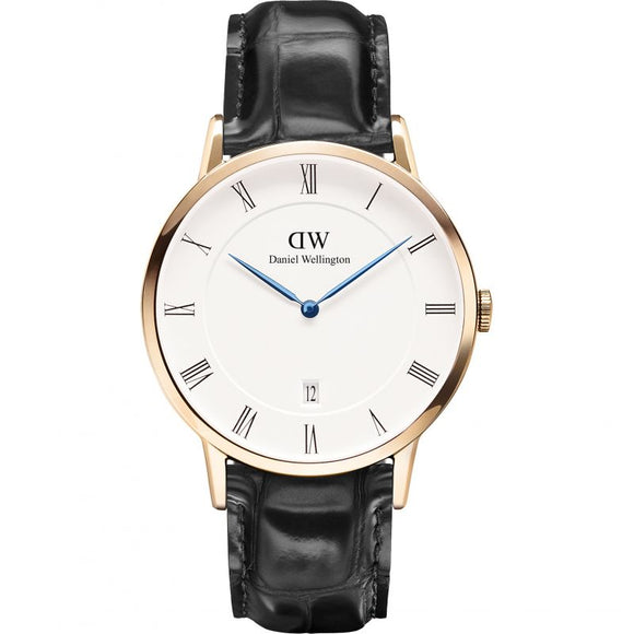 Mens Daniel Wellington Dapper 38mm Reading Watch DW00100107